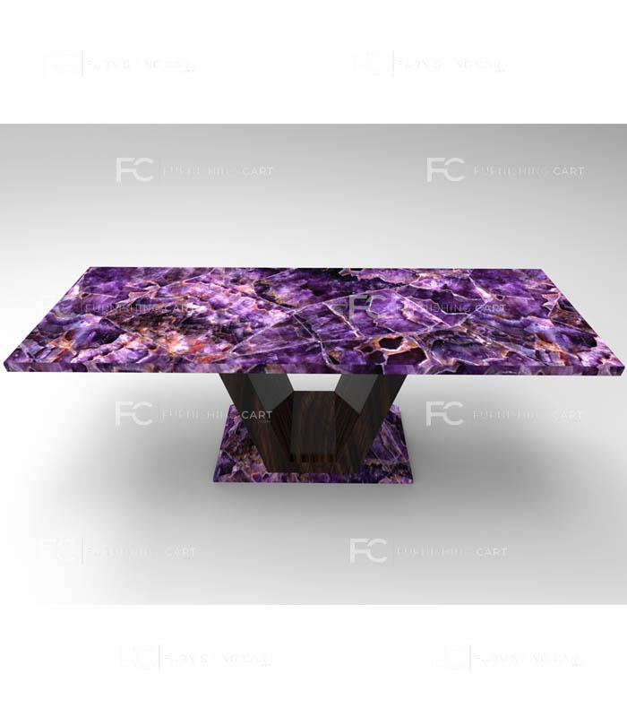 amethyst center table bene furnishingcart