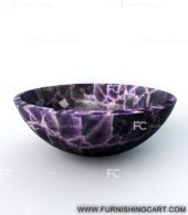 Amethyst-Wash-Basin-LWB-102-View-2