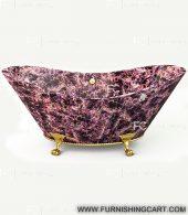 Amethyst-gemstone-freestanding-bathtub-with-clawfoot-2