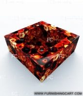 Red-agate-square-wash-basin-vessel-sink-lwb-121-view-3