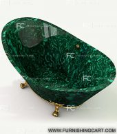 malachite-gemstone-freestanding-bathtub-with-clawfoot-3