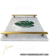 palm-fan-leaf-tray-malachite-marble-4