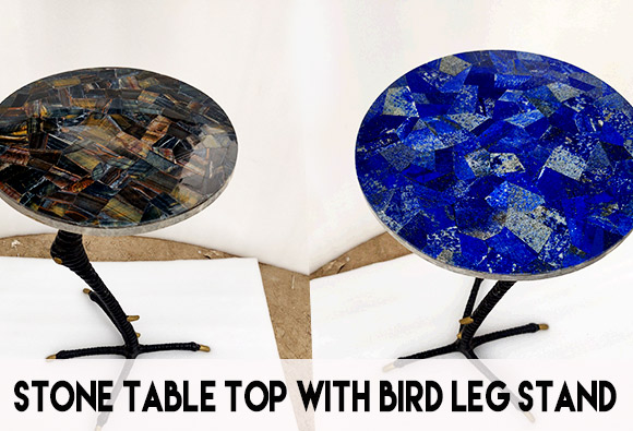 Bird Leg Series Table Top