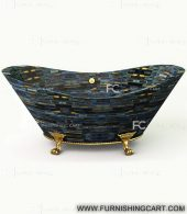 tiger-eye-blue-freestanding-bathtub-with-clawfoot-2