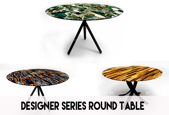 designer series round table